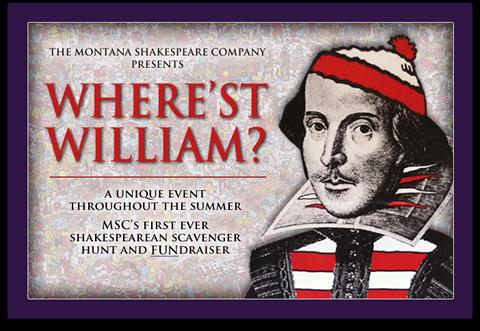 Where'st William FUNdraiser